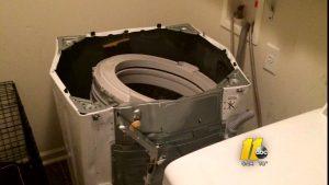 modelli lavatrici Samsung esplose