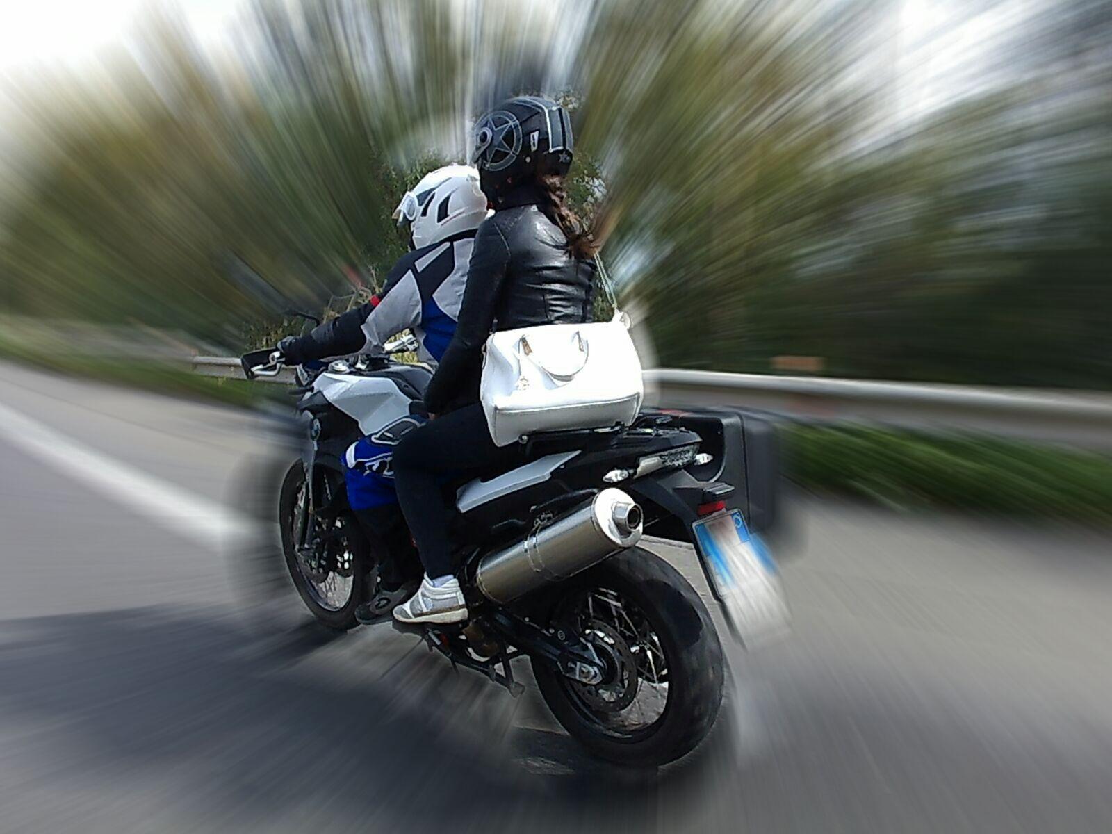 viaggi moto sicurezza comfort