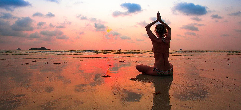 yoga relax vacanza