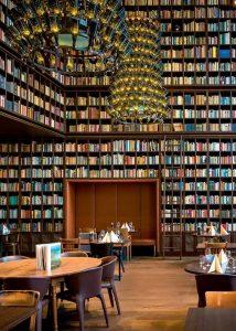 librerary hotel cultura