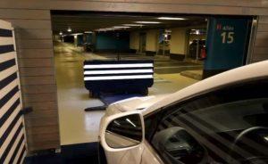 stan robot parcheggiatore