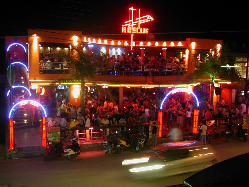divertimento e locali in grecia