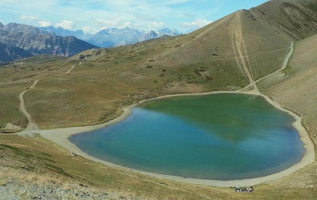 altopiano dei 13 laghi, trekking