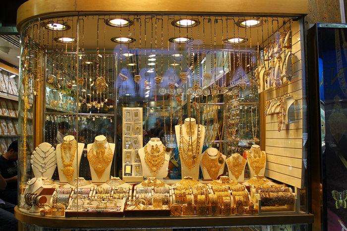 the gold souk dubai