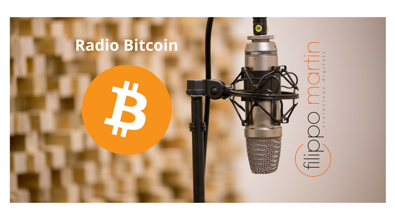 Radio Bitcoin! stay connected!