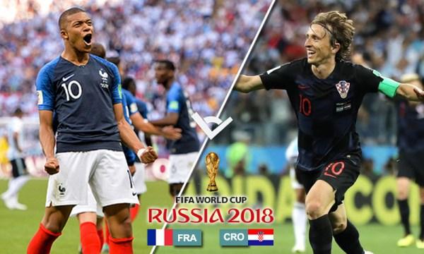 Chi ha vinto i Mondiali 2018