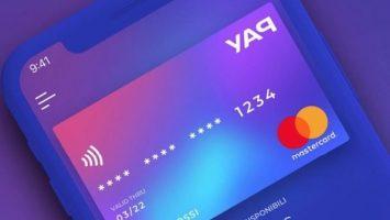 Yap, prepagata virtuale con App