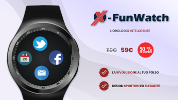 x-fun watch