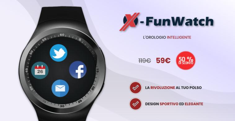 x-fun watch