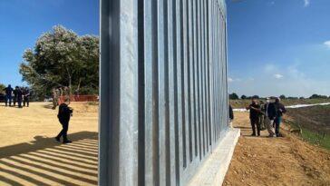 muro anti immigrati